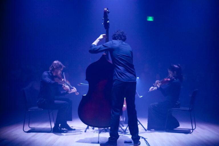 Festival nouvelle musique par Jérome Bertrand